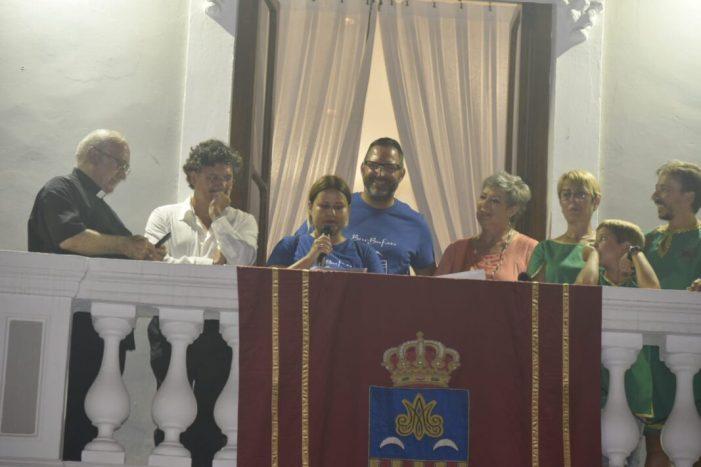 El pregó i l'entrada de moros i cristians donen inici a les festes de Meliana