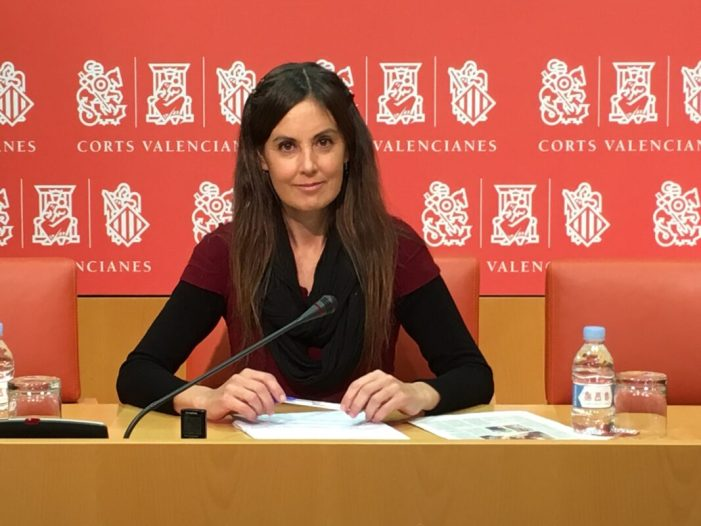 """Elisa Diaz: """"Mollà s'ha convertit en el major depredador de la fauna valenciana"""""""