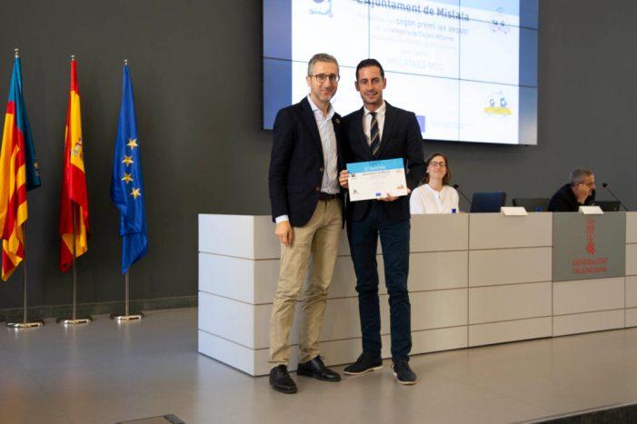 Mislata rep un premi de la Generalitat per l'acció 'Mislata És Mou'