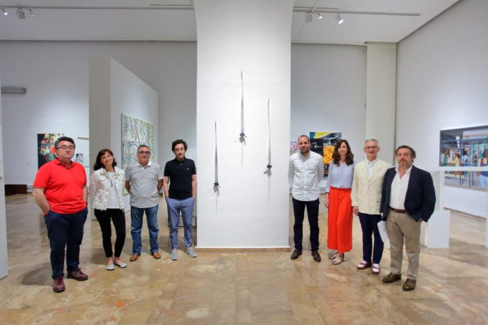 El premi Colección Cañada Blanch 2019 reflexiona sobre la temporalitat de l'art en La Nau