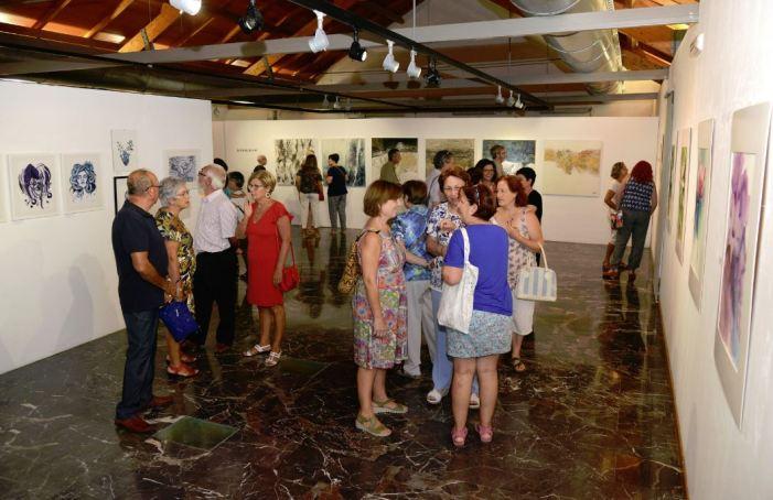 La Rajoleria inaugura temporada amb una Exposició Col·lectiva d'Artistes