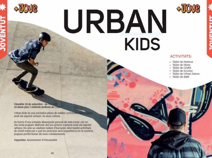 Urbans Kids arriba a Almussafes