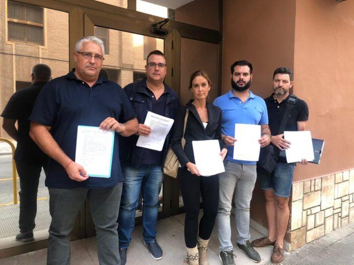 El PP trasllada a la Guàrdia Civil la instal·lació de dispensadores de clor en platges valencianes per possible delicte mediambiental