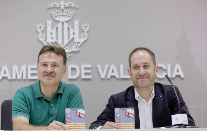 L'Ajuntament ha editat 30.000 exemplars de la guia didàctica 'Claus de l'Ordenança de Mobilitat Urbana Sostenible per a Viure i Conviure a València'