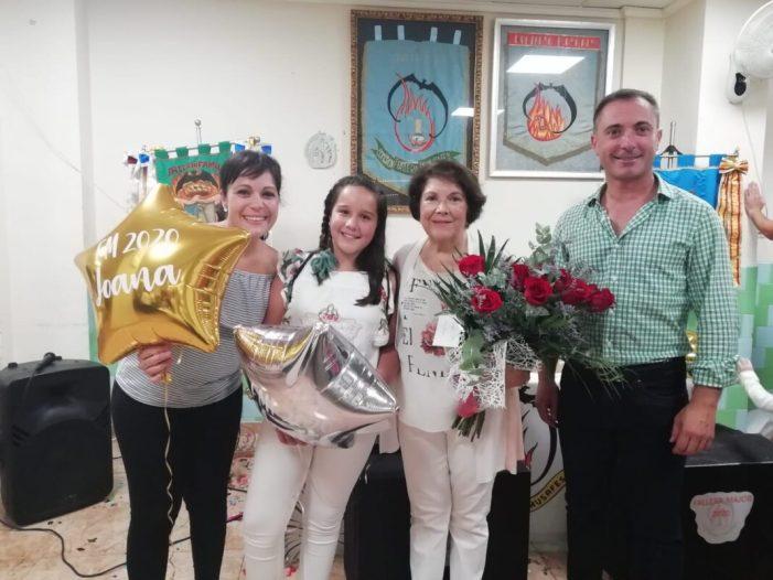 La Falla Primitiva d'Almussafes tria a Joana Piles i Marta Espigares com a noves falleres majors