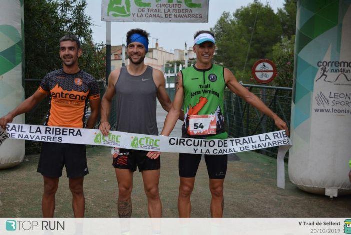 Manzanares i Alcaraz guanyen la mitja marató de muntanya de Sellent