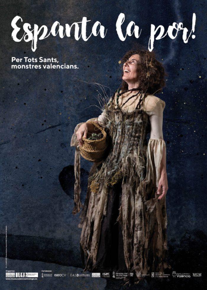 'Espanta la por!' torna per quart any al Museu Valencià d'Etnologia per a celebrar la festa de Tots Sants