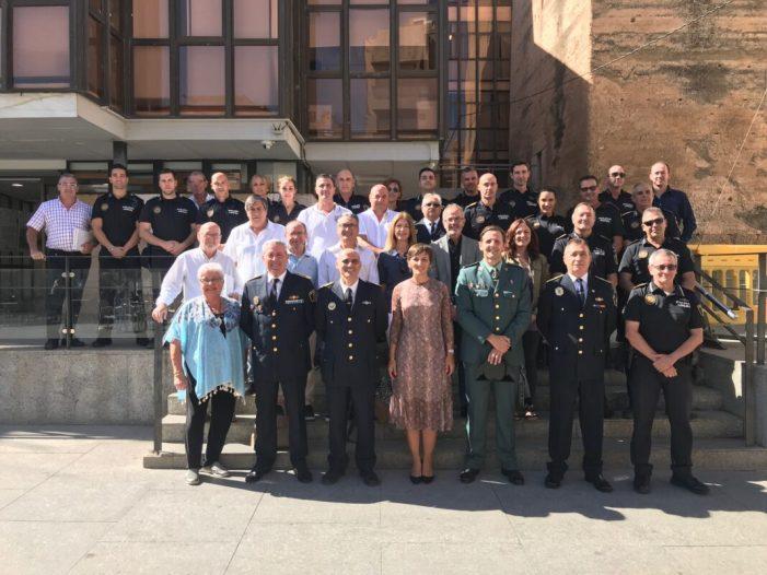 Benifaió distingeix a quinze policies locals