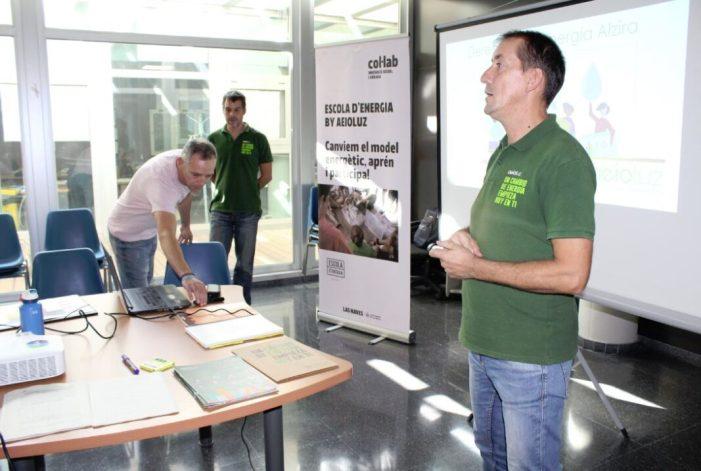 Alzira enceta una acció formativa dins del Pacte d'Alcaldes per al Clima i l'Energia