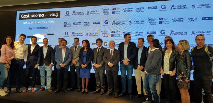 Turisme reforça en Gastrònoma la promoció de la gastronomia de la Comunitat en l'espai L'Exquisit Mediterrani
