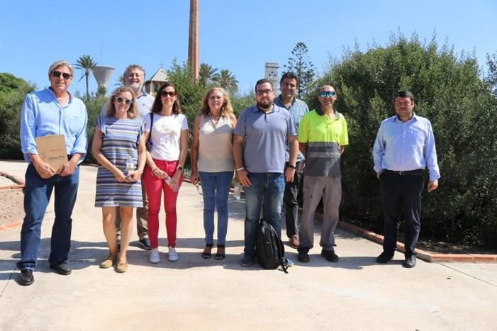 """Albal participa en el programa """"Vils en flor"""" que fomenta el desenvolupament sostenible i les zones verdes"""