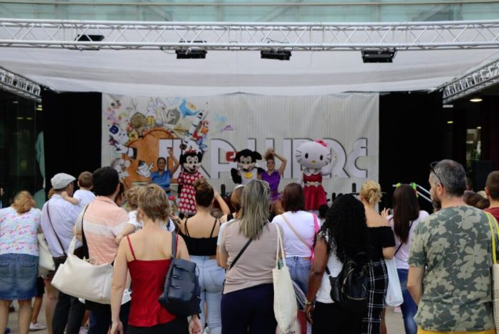 La literatura presa la plaça de la Unió Musical de Torrent