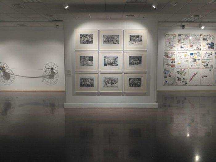 La 'Col·lecció d'Art Contemporani de la Generalitat Valenciana' arriba a les capitals culturals valencianes, Altea i Vilafranca