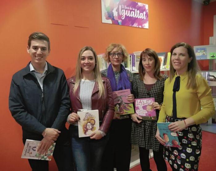 La Biblioteca Pública d'Almussafes estrena 'Racó d'Igualtat'