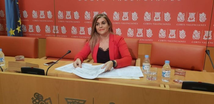 Eva Ortiz denuncia un possible frau en subvencions d'Economia a empreses dels germans de Puig per a contractar a joves