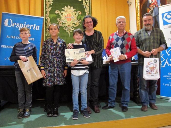 El  XXII Concurs Narrativa Infantil i Juvenil de la Falla Plaça Malva ja té guanyadors