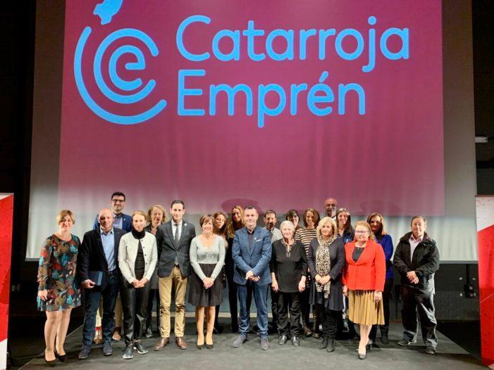 La IV Setmana de l'Economía de Catarroja tanca demostrant el potencial empresarial i comercial del municipi