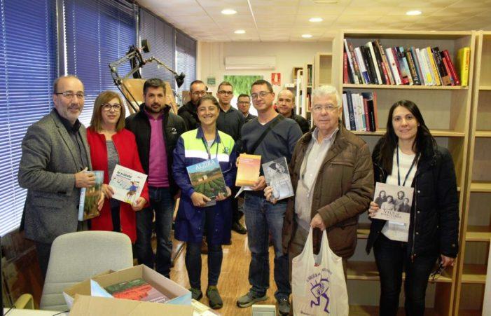 L'Ajuntament d'Alzira explica el projecte del carril bici a AMCOR Flexibles Alzira i MM Packaging Ibérica