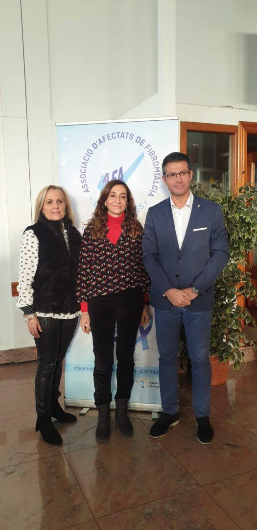 Almussafes participa en les XV Jornades de Fibromiàlgia del Departament de Salut de la Ribera