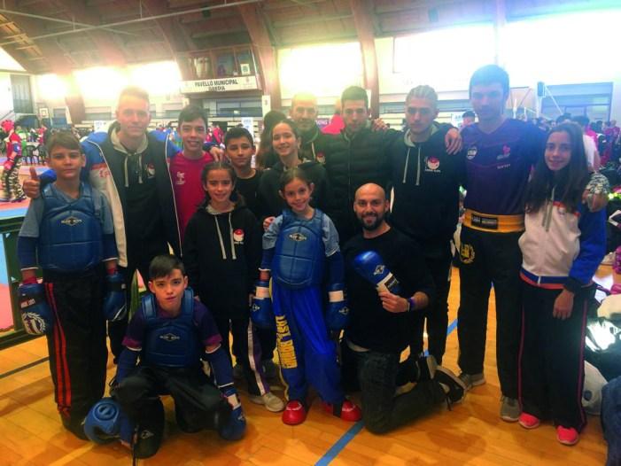 El Club Yoko-Kan d'Almussafes triomfa en el Open Nacional de Gandia