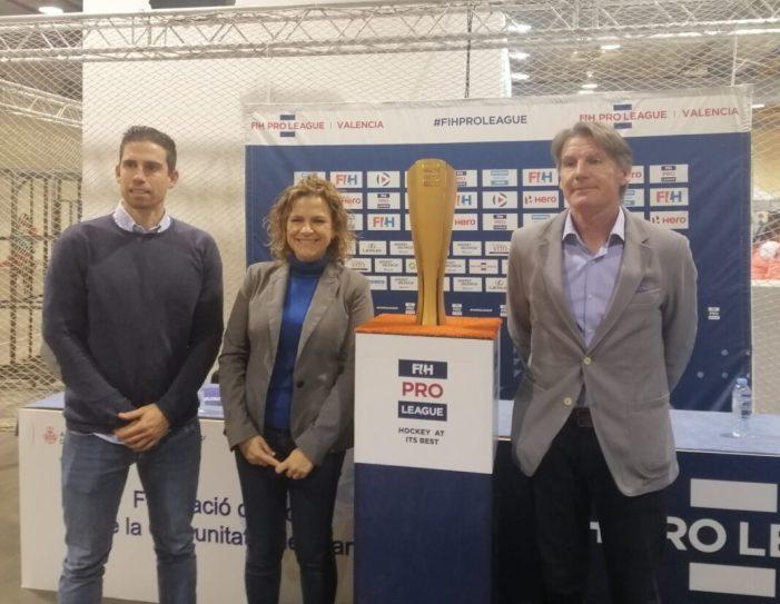 La Selecció Espanyola Masculina d'Hoquei jugarà a València els partits preparatoris de Tòquio 2020