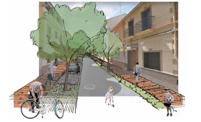 Càrcer ja proposa actuacions per ampliar les zones verdes urbanes