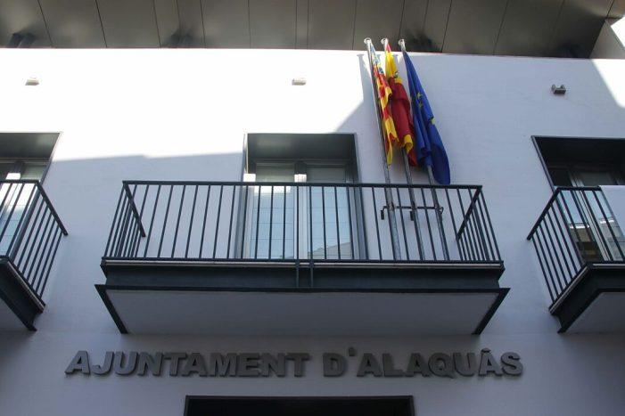 L'Ajuntament d'Alaquàs aprova el pressupost per a 2020