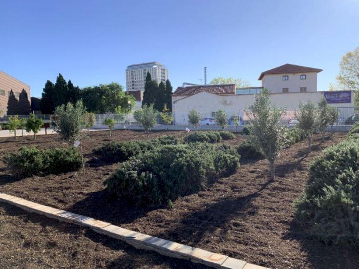 Alzira compta ja amb un bosc urbà