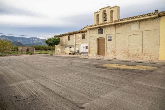 Cullera asfaltarà 12.000 metres quadrats de carrers amb el Pla Asfalta