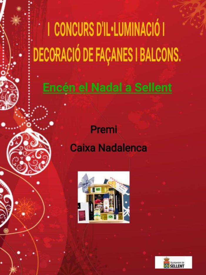 Sellent organitza un concurs de decoració nadalenca de façanes respectuós amb el planeta