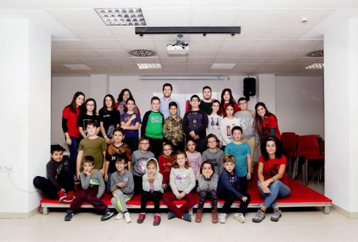 L'Escoleta de Nadal, vacances actives per a les xiquetes i xiquets de Mislata