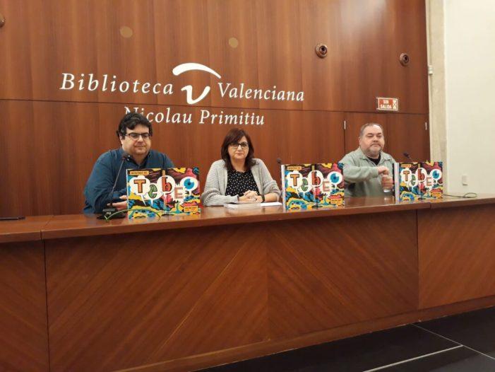 La Generalitat publica l''Inventario del Tebeo Valenciano 2018-2019' amb una nòmina de 132 il·lustradors actius al territori valencià