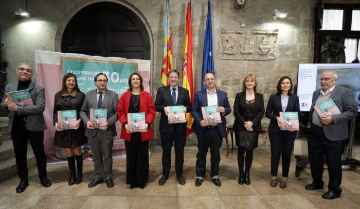 """Ximo Puig: """"El nostre Govern està vinculat des de fa més de 30 anys a la solidaritat i no es concep la societat valenciana sense ella"""""""