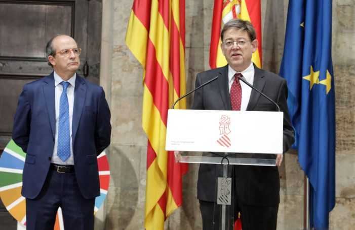 Ximo Puig anuncia que el Pativel i el Patricova seran revisats amb la finalitat d'adaptar-los a la situació d'emergència climàtica
