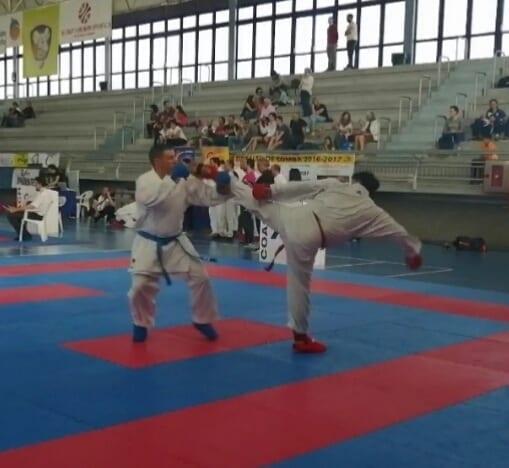 Els integrants del Club de Karate d'Almussafes tanquen l'any 2019 satisfets amb els resultats