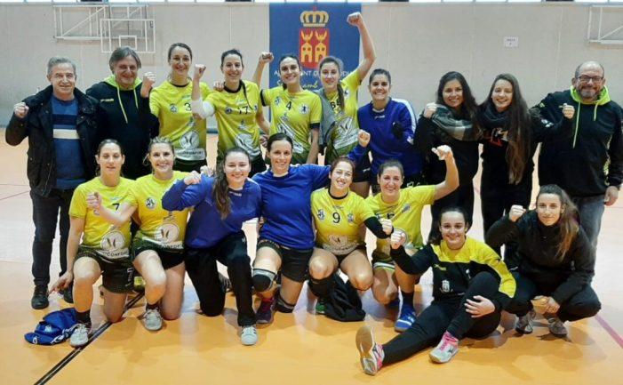 L'Alcúdia-Maristes Algemesí venç amb contundència al Torrellano i segueix en el coliderato