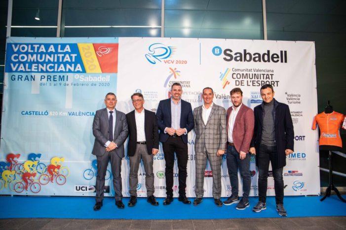 Cullera acollirà dos finals d'etapes de la Volta Ciclista a la Comunitat Valenciana
