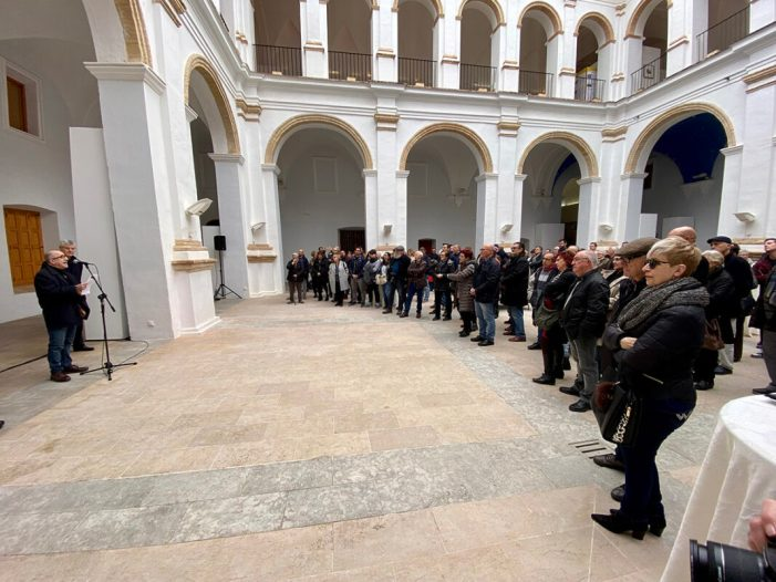 L'Ajuntament d'Algemesí dedica a l'escultor Leonardo Borràs una sala en el Museu de la Festa
