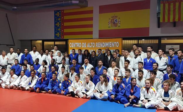 """Marzà: """"El gran nivell del judo valencià es mereixia un Centre Especialitzat d'Alt Rendiment (CEAR) i l'Alqueria del Judo"""""""