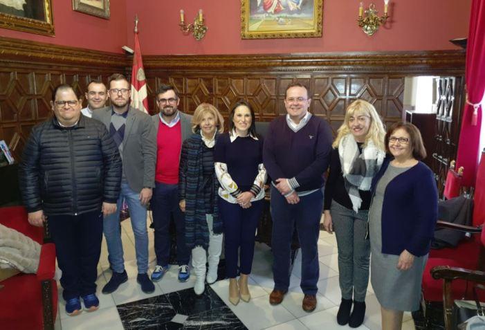 L'alcaldessa d'Almassora s'interessa pel model de Sueca d'atenció a persones amb diversitat funcional