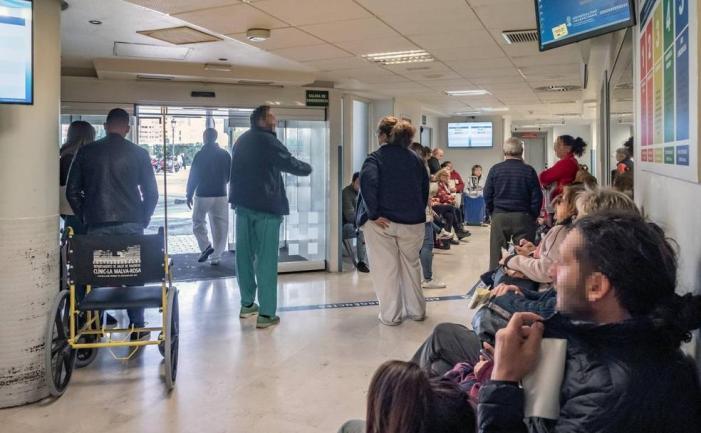 La taxa de grip se situa en 43,8 per 100.000 habitants en la segona setmana de gener en la Comunitat Valenciana