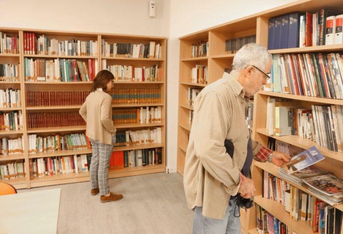Massalavés inverteix 65.000 euros en la reforma integral de la seua Biblioteca Municipal