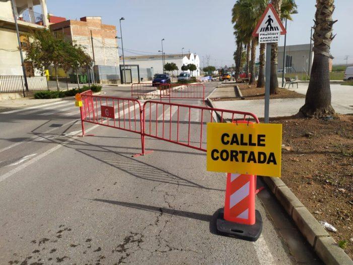 Antella escomet una reforma integral dels accessos al nucli urbà per Gavarda