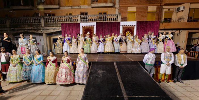 Les Falles d'Alboraia calfen motors amb la seua Crida
