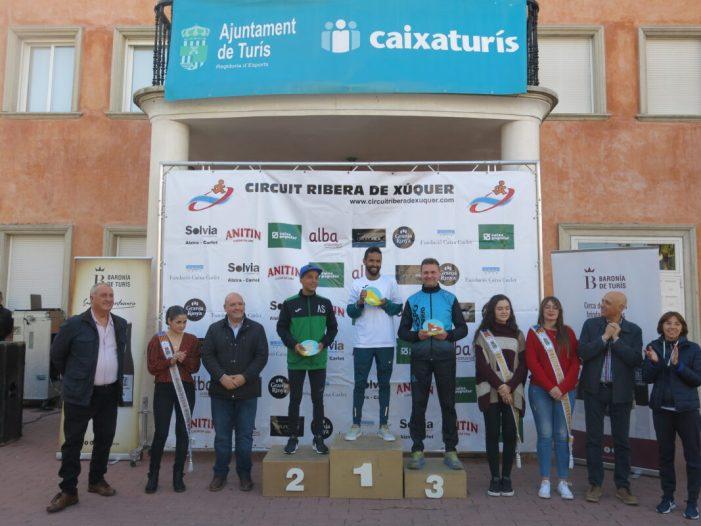 Mustapha El Aziz guanya amb contundència el XV Gran Fons de Turís Memorial Raimon Soria