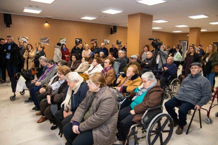 Cullera reobri el Centre Cultural del Raval després de reformar-lo