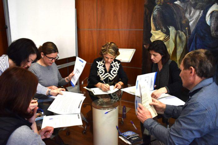 Alfafar signa un conveni amb les AMPA del municipi