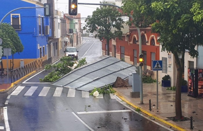 L'Ajuntament de Sueca informa la ciutadania de la possibilitat de sol·licitar ajudes a l'Estat per determinats danys després del temporal Gloria