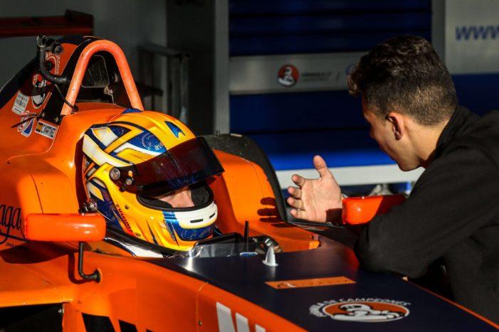 Carles Martínez i Quique Bordás seran els pilots del Centre de Tecnificació del Circuit en la Fórmula 4