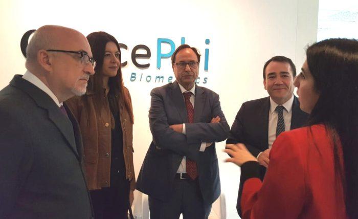 Soler i Pascual destaquen l'alt nivell de les empreses innovadores de la Comunitat Valenciana